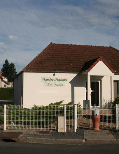 Viallet Pompes Funebres Allier Dompierre-sur-besbre chambre funéraire