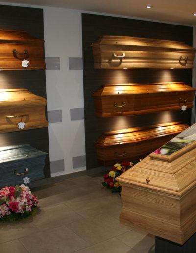 Viallet Pompes Funebres Allier Dompierre-sur-besbre cercueil